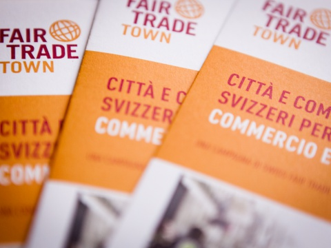 Fair Trade Town  Monte Carasso